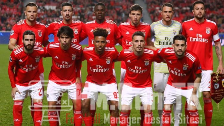 Photo of FM19 – 4-1-2-3 Tiki Taka Benfica Taktiği
