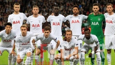Photo of FM19 – Tottenham Pochettino 4-2-3-1 Taktiği