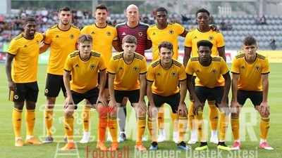 Photo of FM19 – 5-1-3-1 Wolves Taktiği